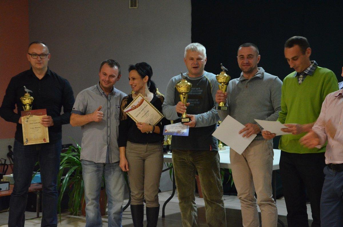 Wręczenie Nagród w oddz. Kostrzyn
